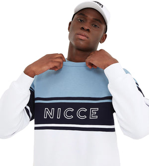 NICCE Panel Sweatshirt