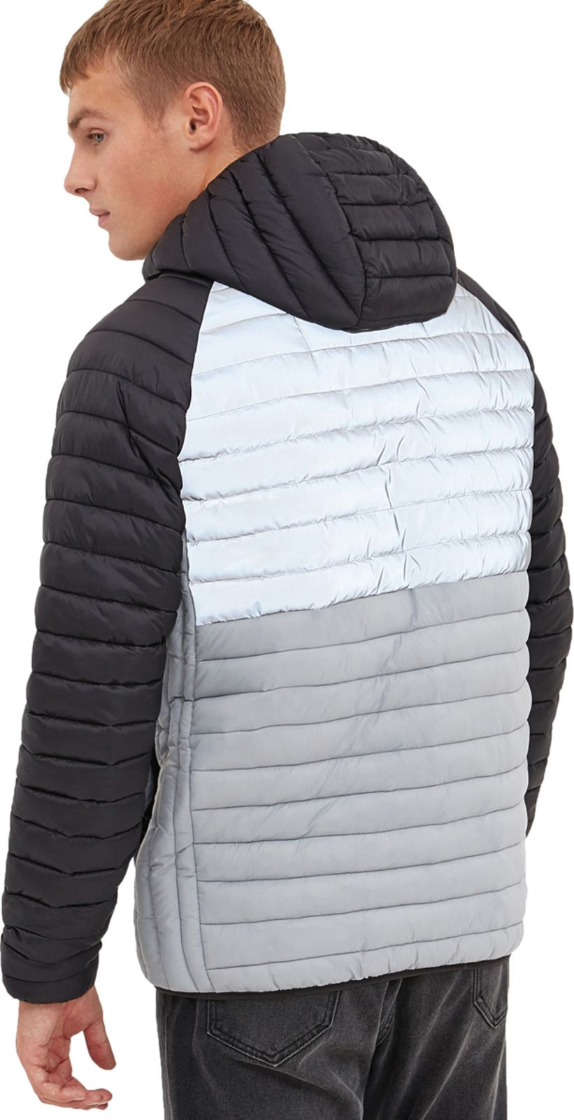 NICCE Project Padded Jacket Reflective