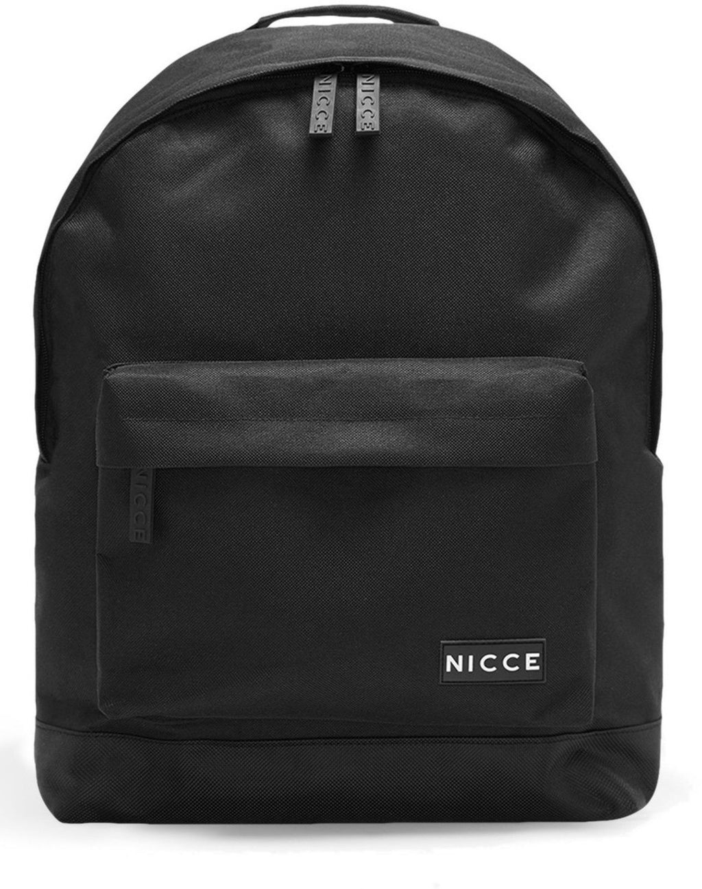 NICCE Raif Backpack Bag And Pencil Case Set Black