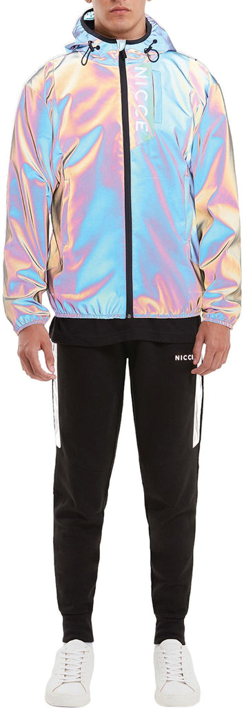 NICCE Vind Reflective Lightweight Jacket Multicoloured