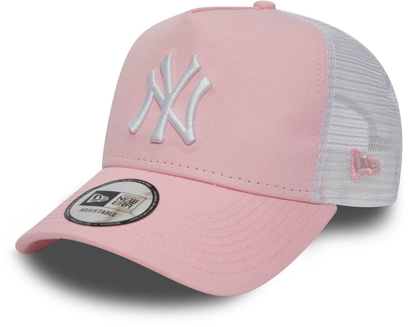 New Era New York Yankees Mesh Trucker Snapback Baseball Cap
