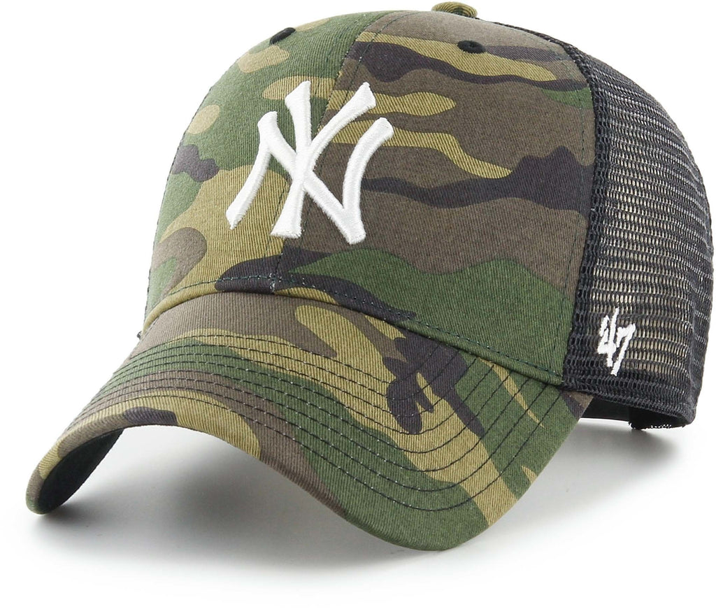 New York Yankees '47 MVP Branson Trucker Cap Green