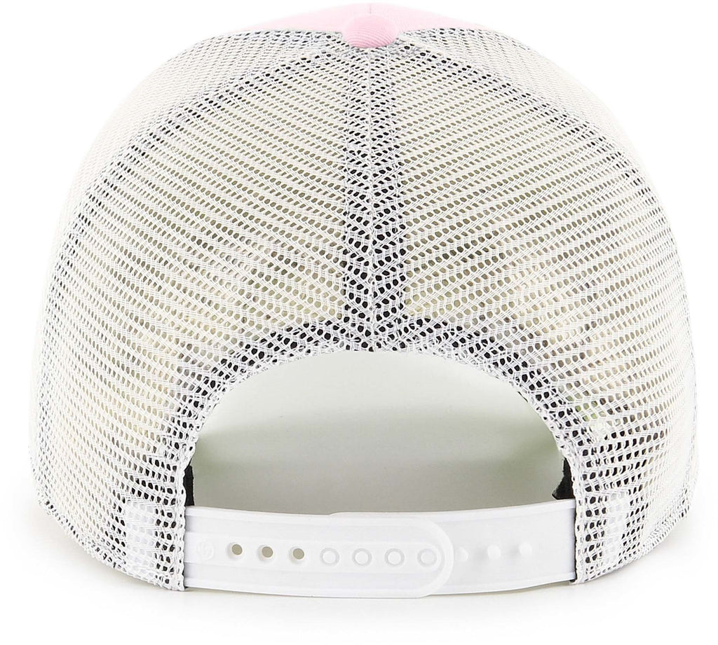 New York Yankees '47 MVP Flagship Adjustable Baseball Cap Pink