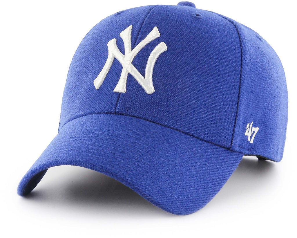 New York Yankees '47 MVP Snapback Baseball Cap Blue