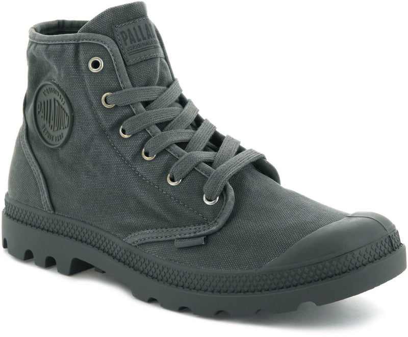 Palladium Pampa Hi Top Boots Black