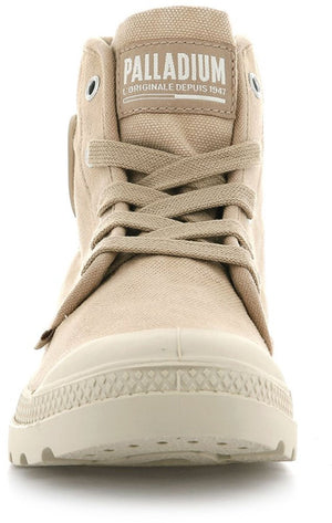 Palladium Women's Pampa Hi Top Boots Beige