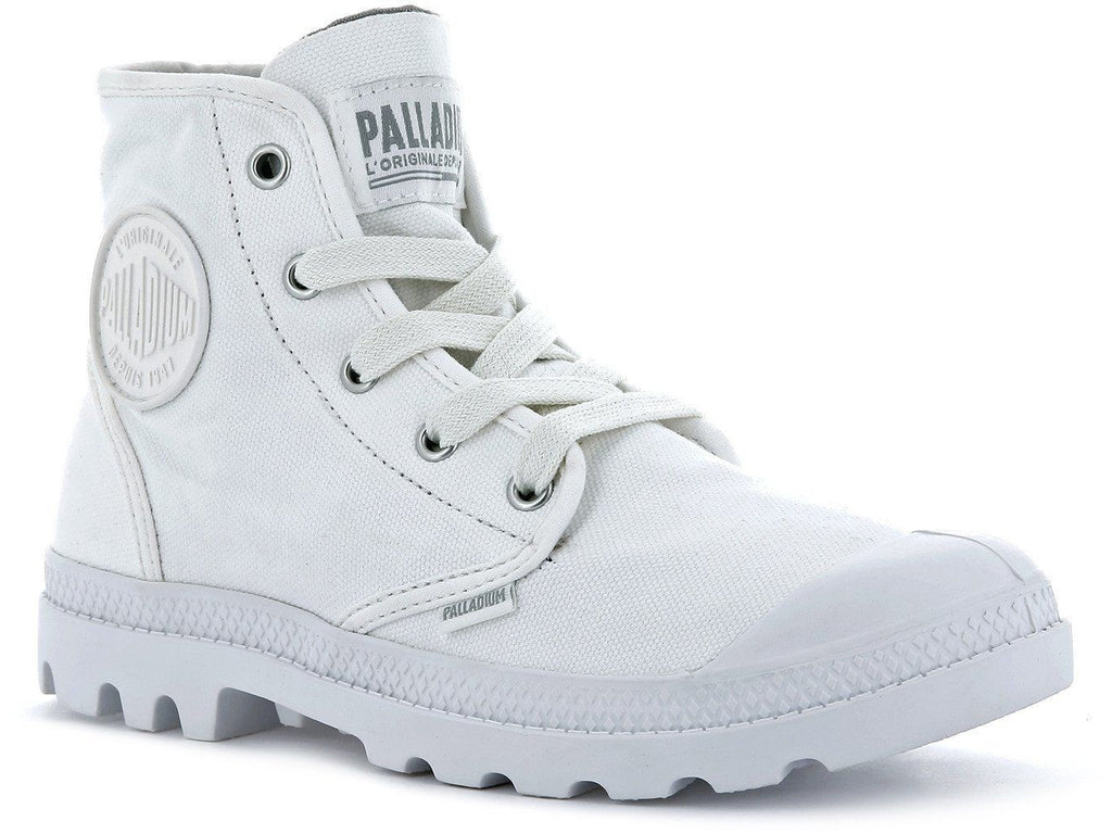 Palladium Women's Pampa Hi Top Boots White