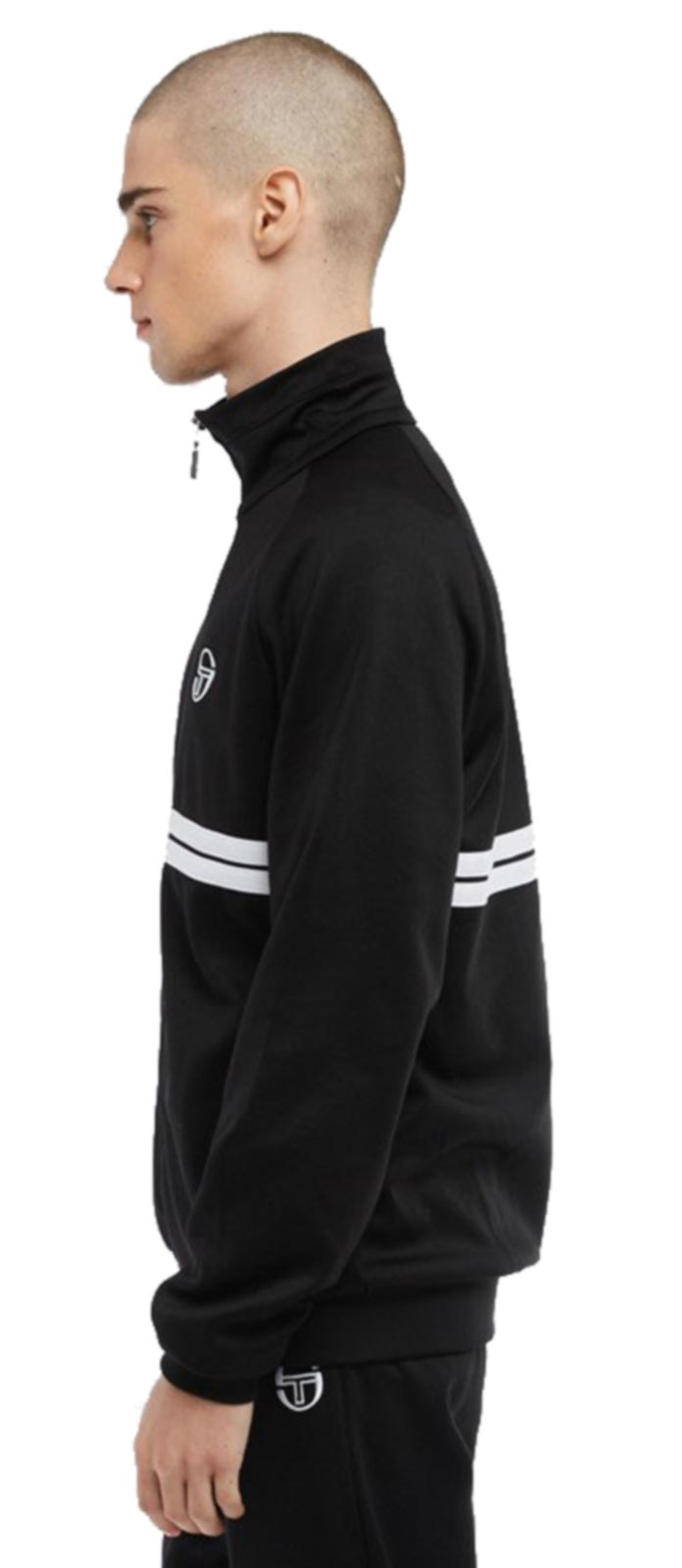 Sergio Tacchini Dallas Track Top Black