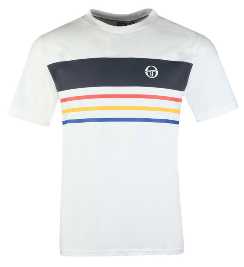 Sergio Tacchini Mayor T-Shirt	White