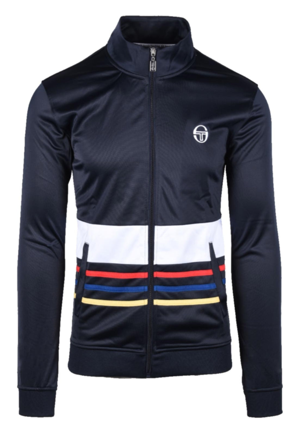 Sergio Tacchini Pepper Track Top Blue