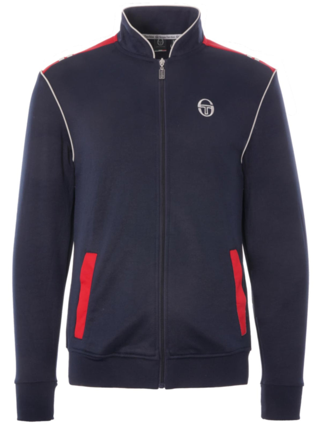 Sergio Tacchini Sammy Track Top	Total Eclipse