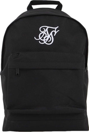 Sik Silk Backpack Bag Black