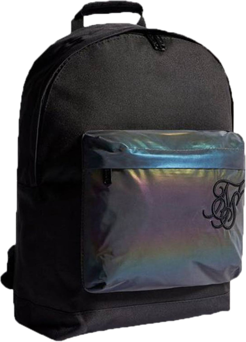 Sik Silk Iridescent Pouch Backpack Bag