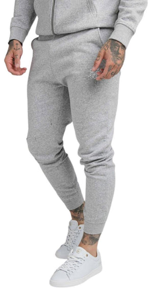 Sik Silk Jogger Bottoms Grey