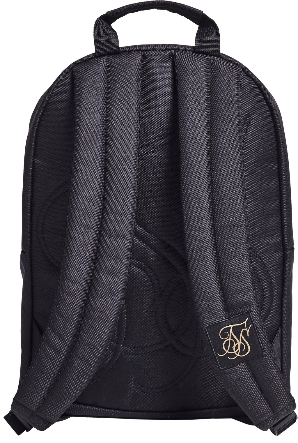 Sik Silk Pouch Backpack Bag Black