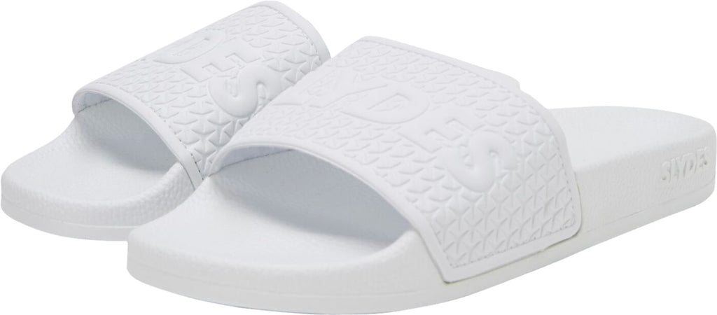 Slydes Cali Sliders White
