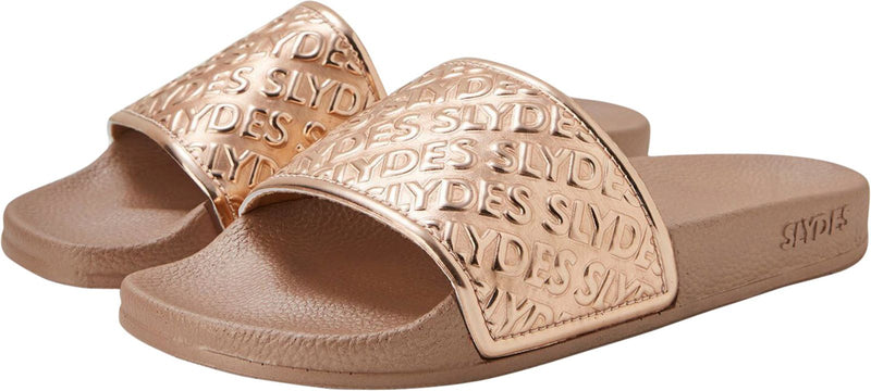 Slydes Chance Women's Sliders Pink