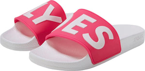 Slydes Deflect Women's Sliders White