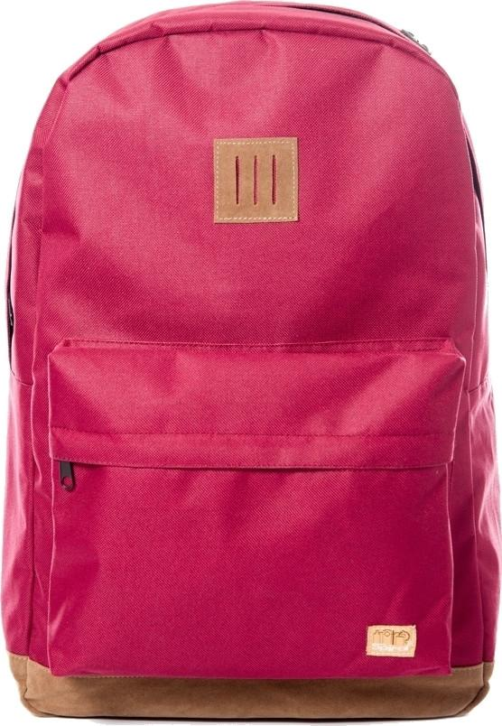 Spiral Classic OG Backpack Rucksack Bag Burgundy