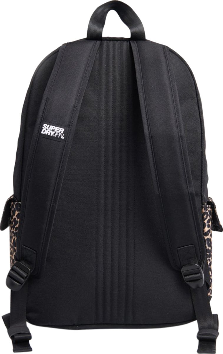Superdry Block Edition Montana Backpack Bag Black