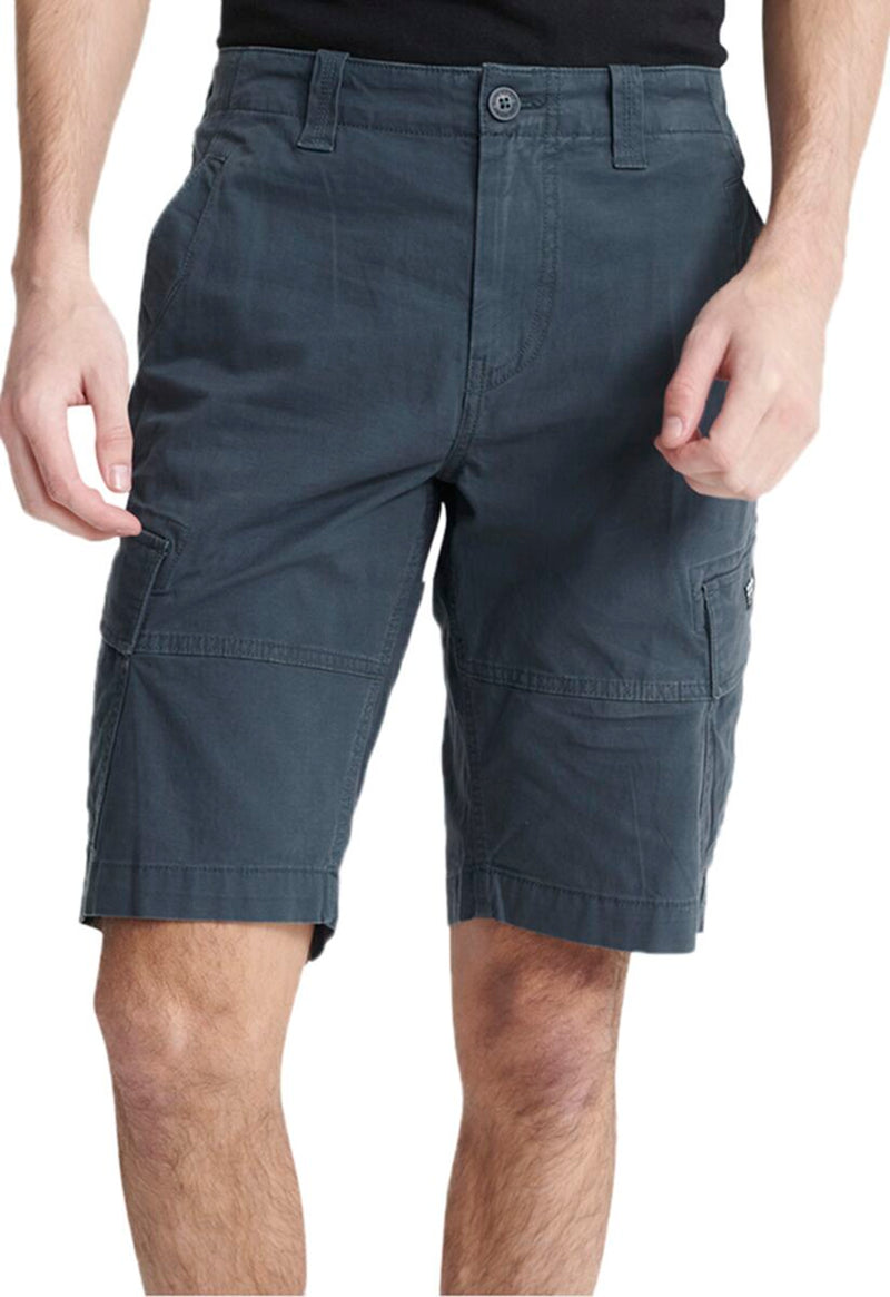 Superdry Cargo Shorts Navy