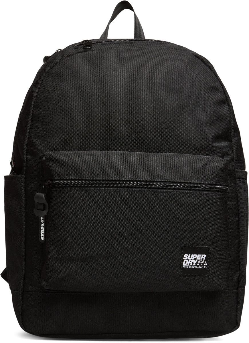 Superdry City Backpack Bag Black