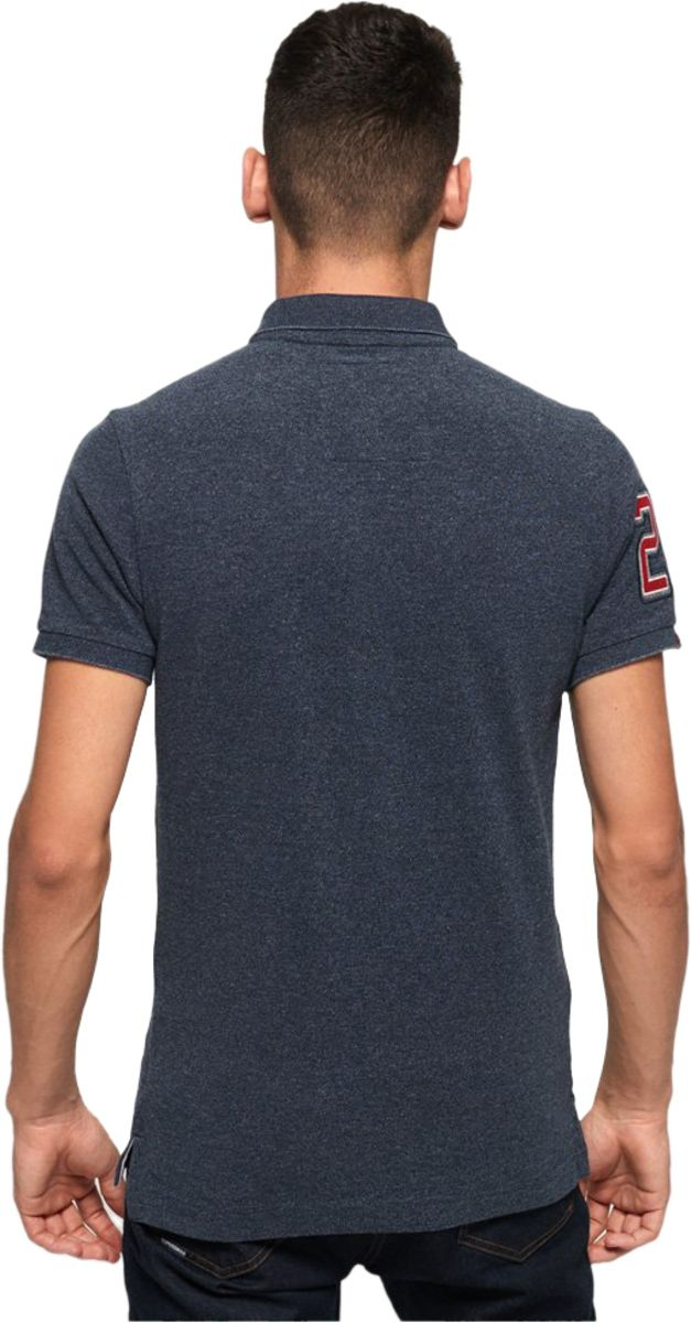 Superdry-Polo-Shirts-Classic-Pique-Short-Sleeve-Tops-Assorted-Colours thumbnail 9