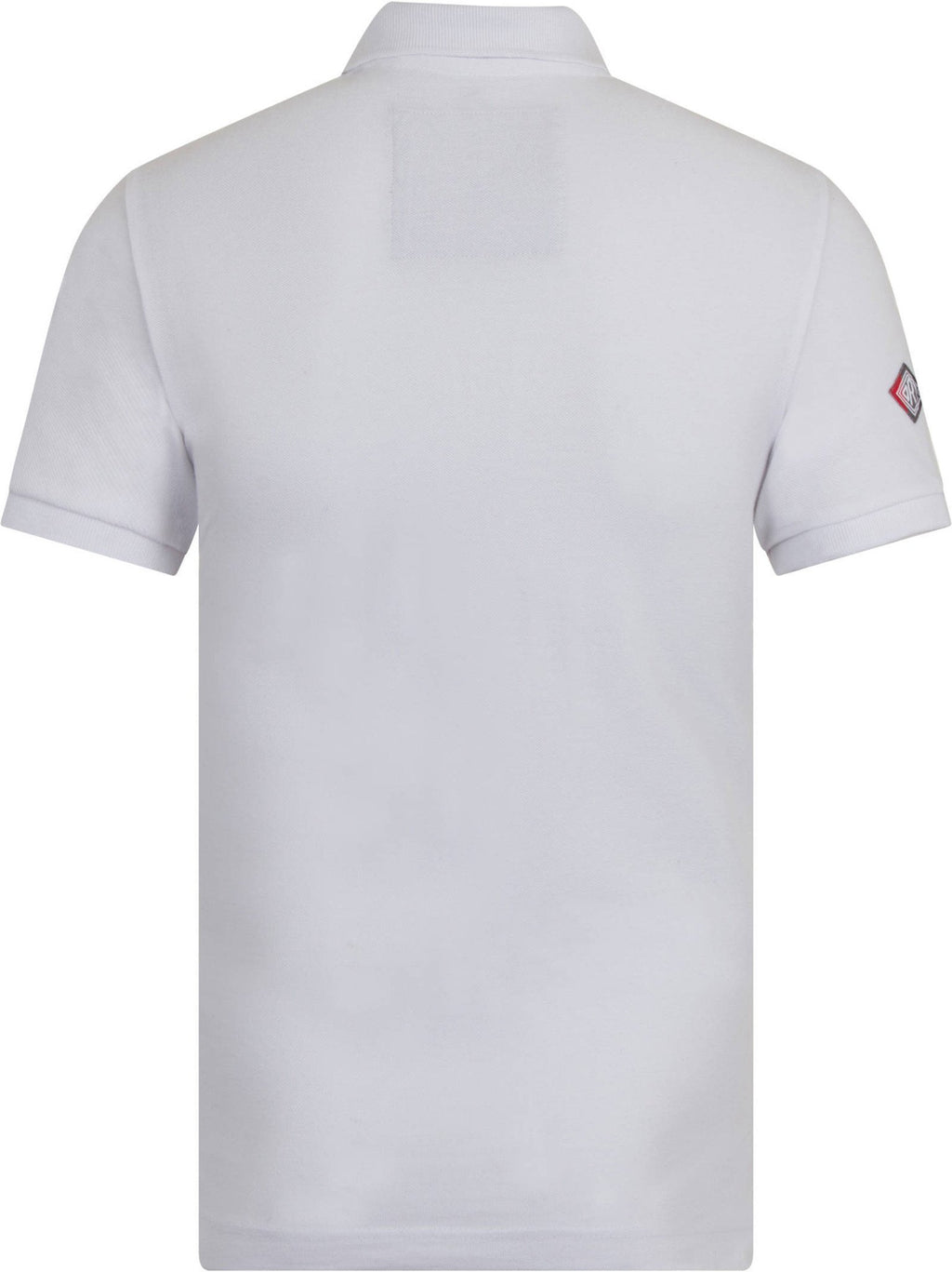 Superdry Classic Pique Polo Shirt White