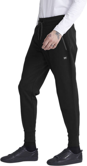 Superdry Collective Jogger Bottoms Black