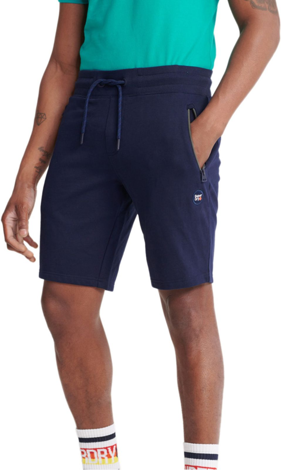 Superdry Collective Shorts Navy