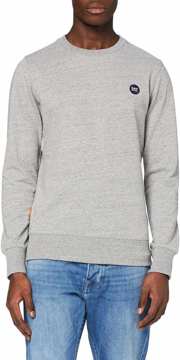 Superdry Collective Sweatshirt Charcoal