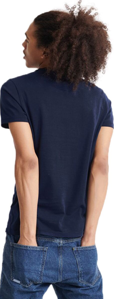 Superdry Collective T-Shirt Navy