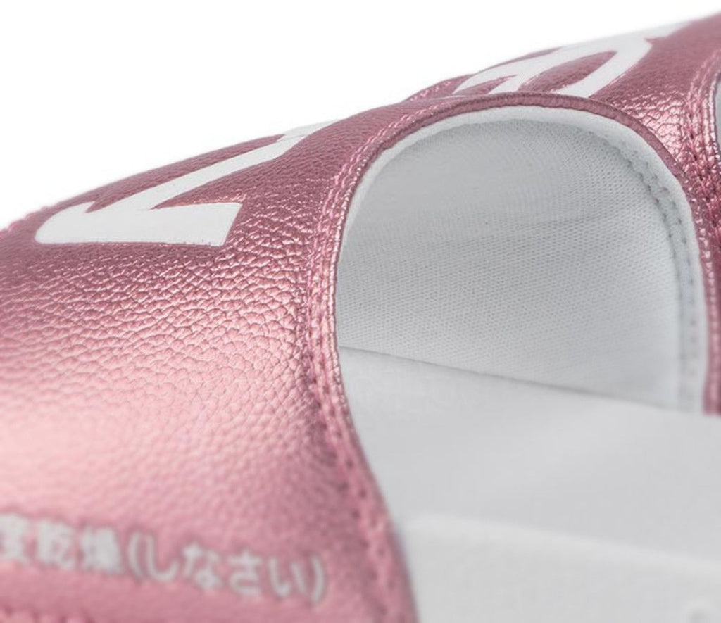 Superdry Colour Change Pool Sliders White