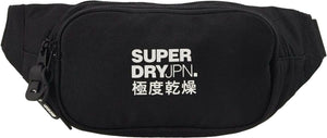 Superdry Compact Bumbag Black