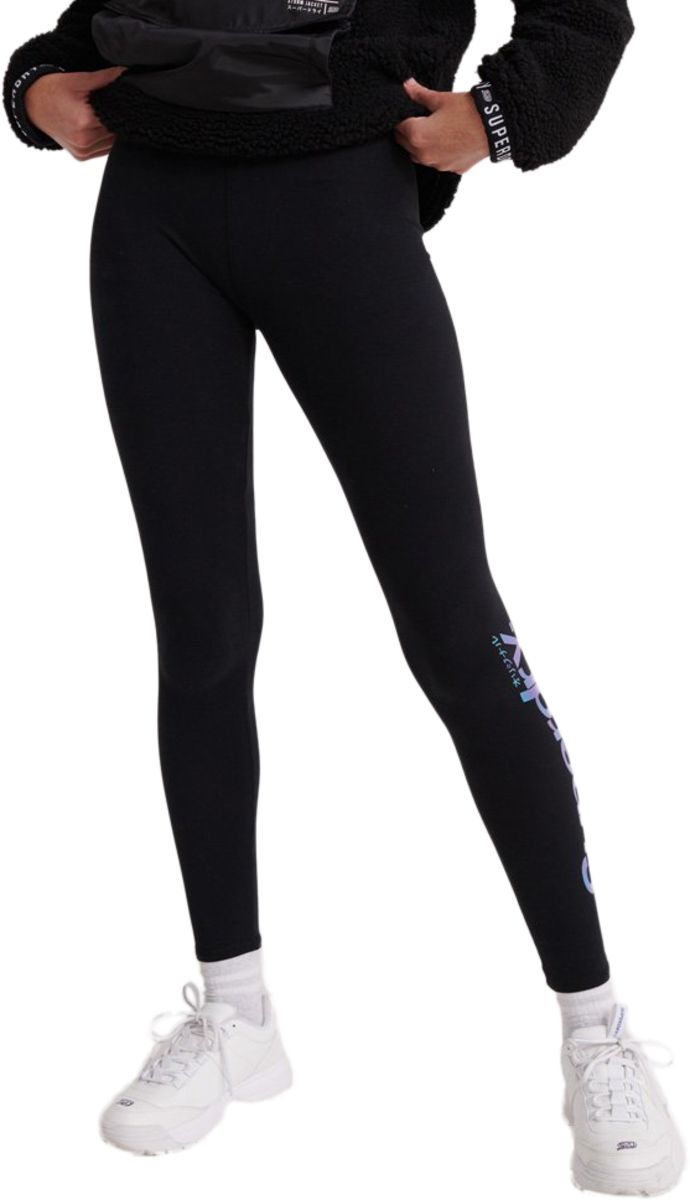 Superdry Core Leggings Black