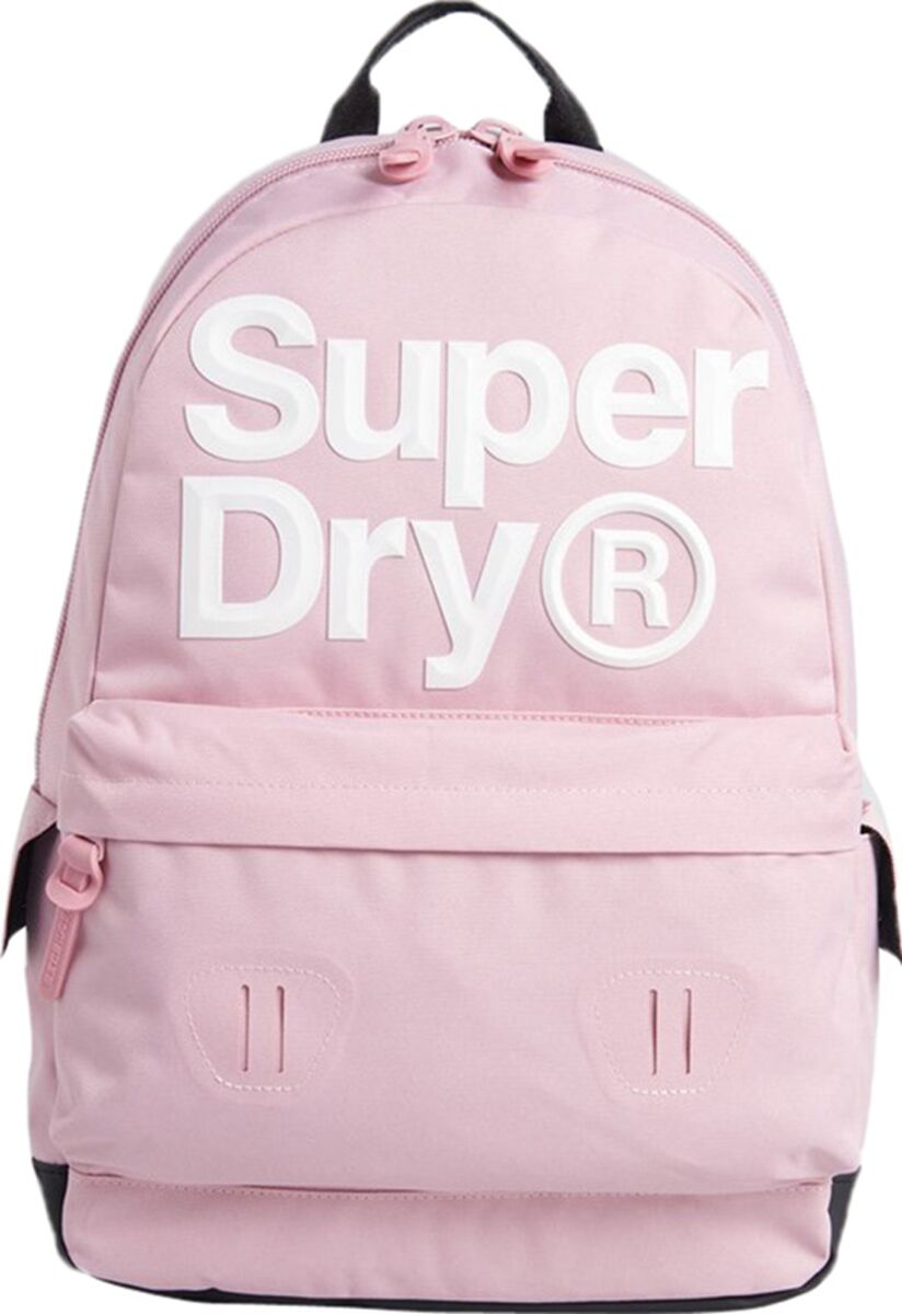 Superdry Edge Montana Backpack Bag Pink