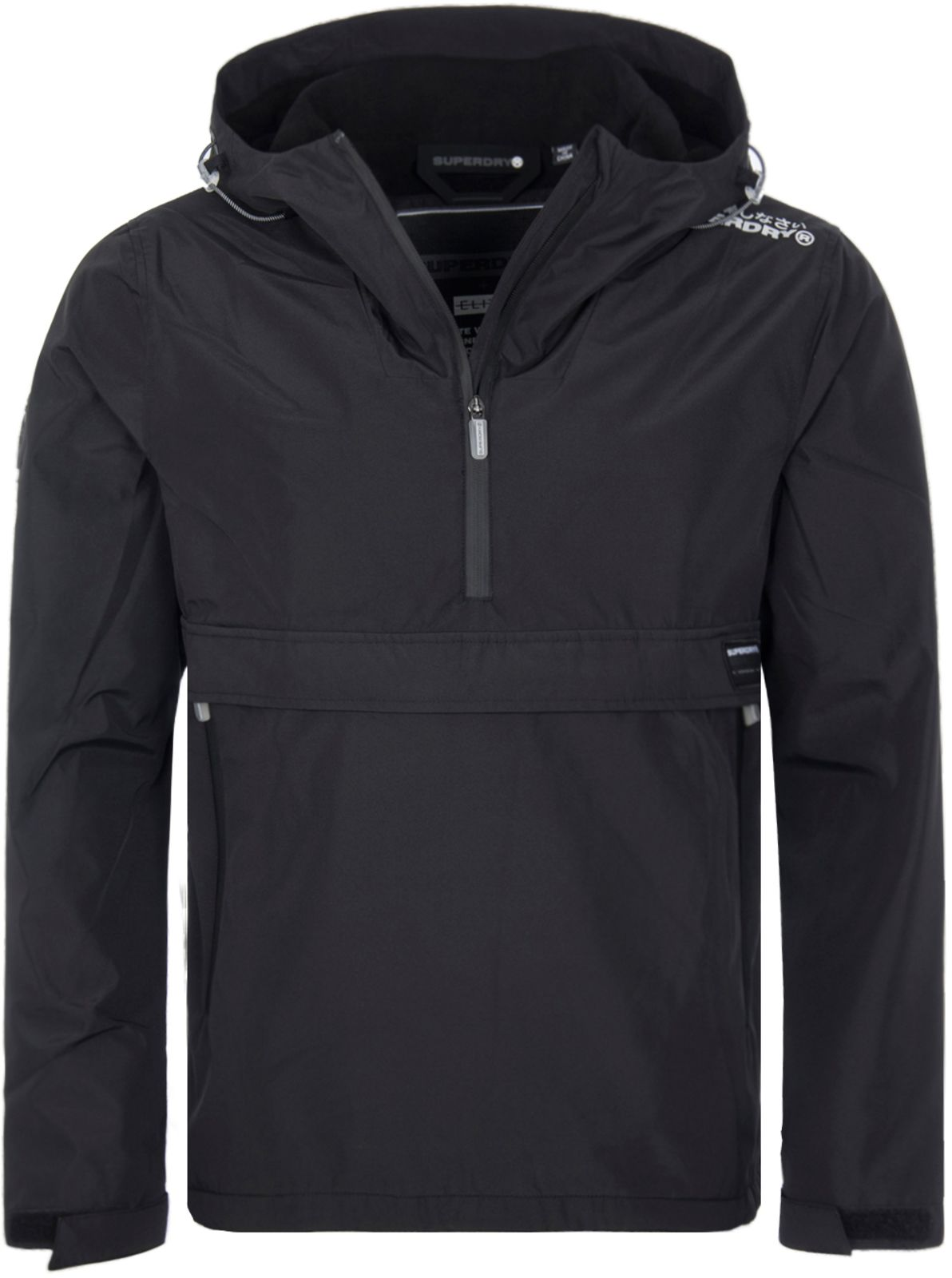 Superdry Elite SD-Windcheater Popover Jacket