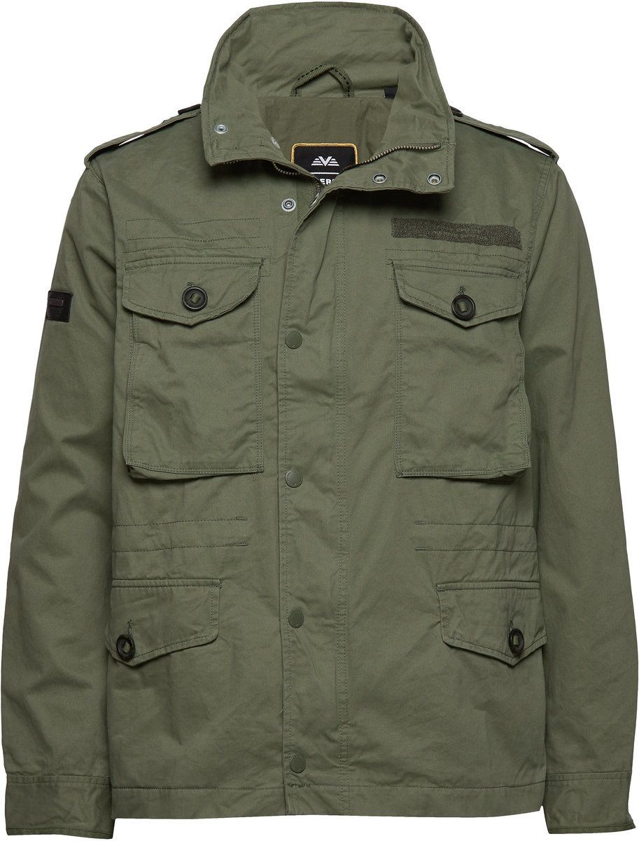 Superdry Field Jacket Khaki
