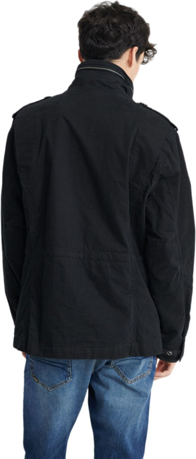 Superdry Field Jacket Black