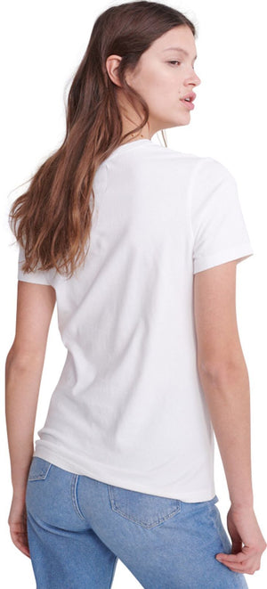 Superdry Flock T-Shirt White