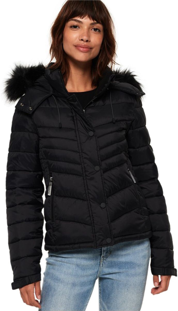 Superdry-Fuji-Slim-3-In-1-Hooded-Jacket-Black