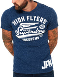 Superdry High Flyers Reworked Crew Neck T-Shirt