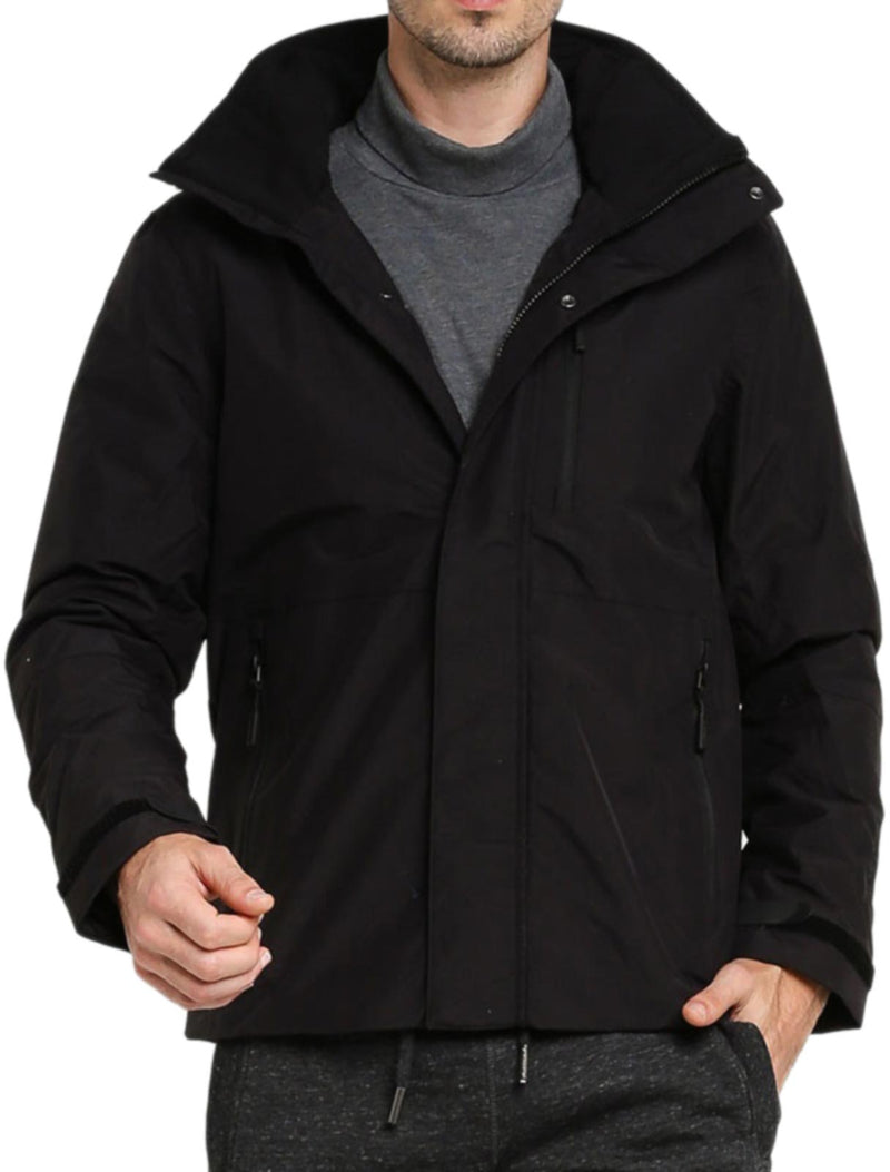 Superdry Hurricane Jacket	Black