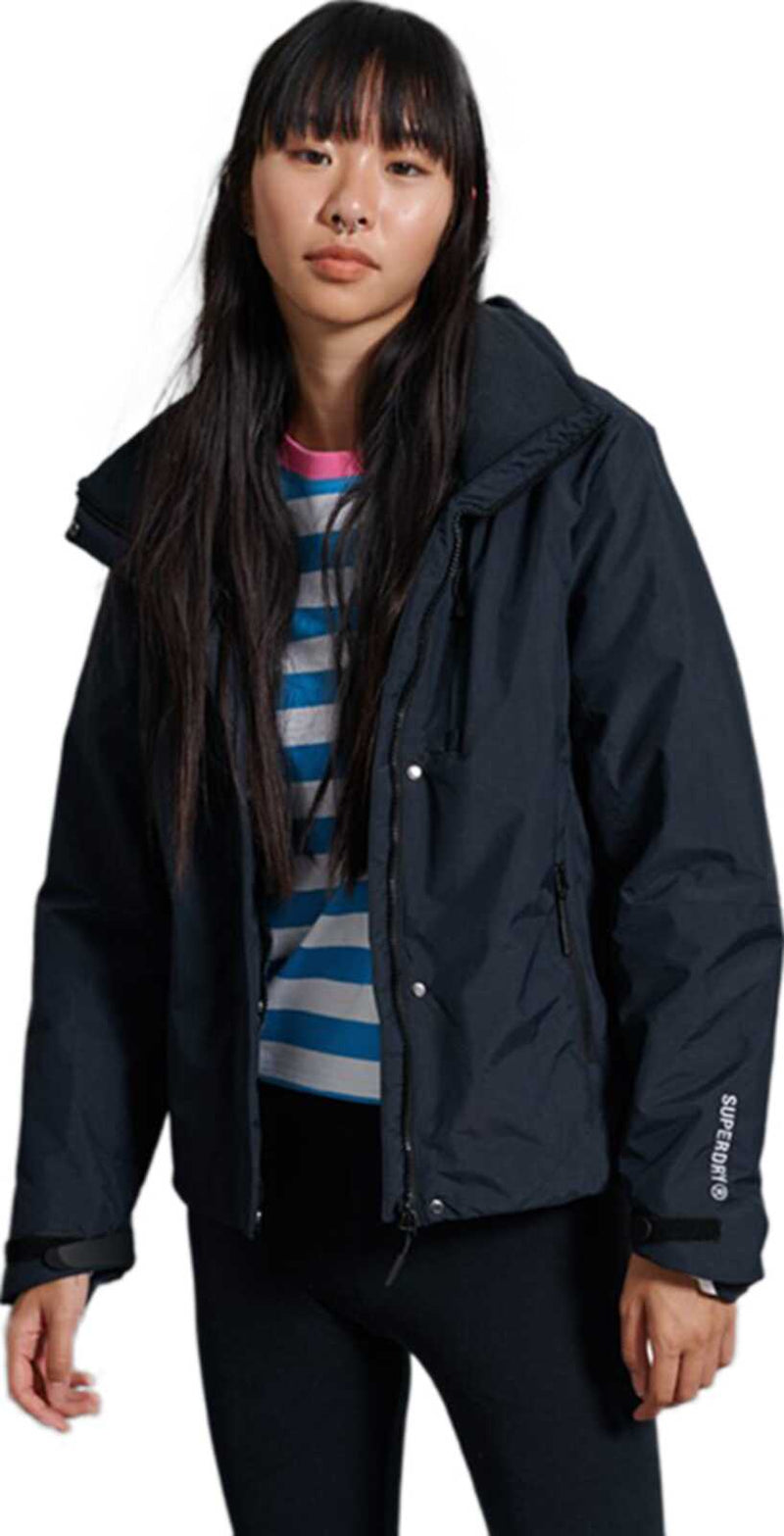 Superdry Hurricane Jacket Navy