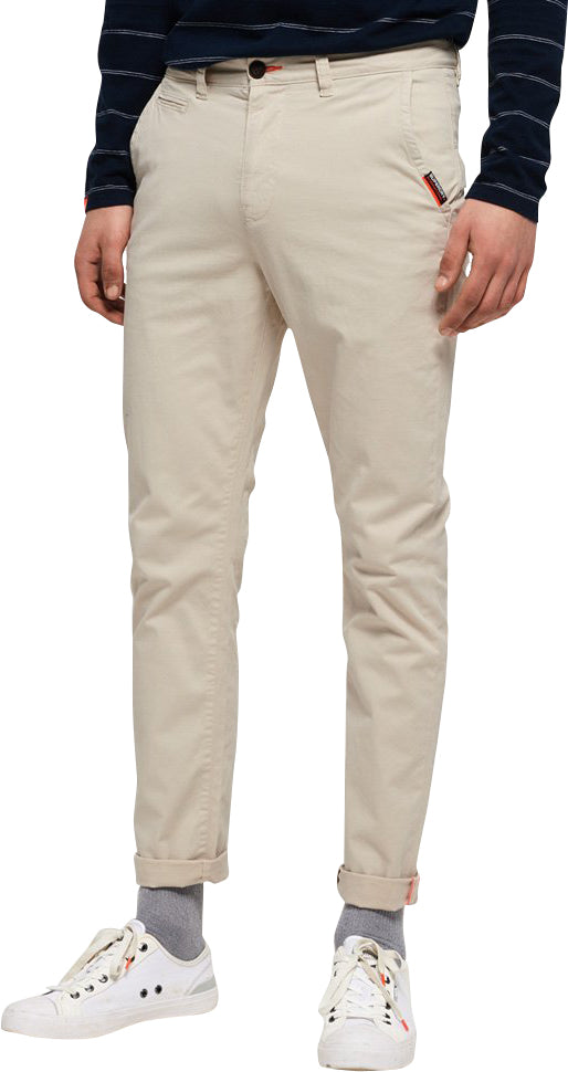Superdry International Lite Chinos Beige