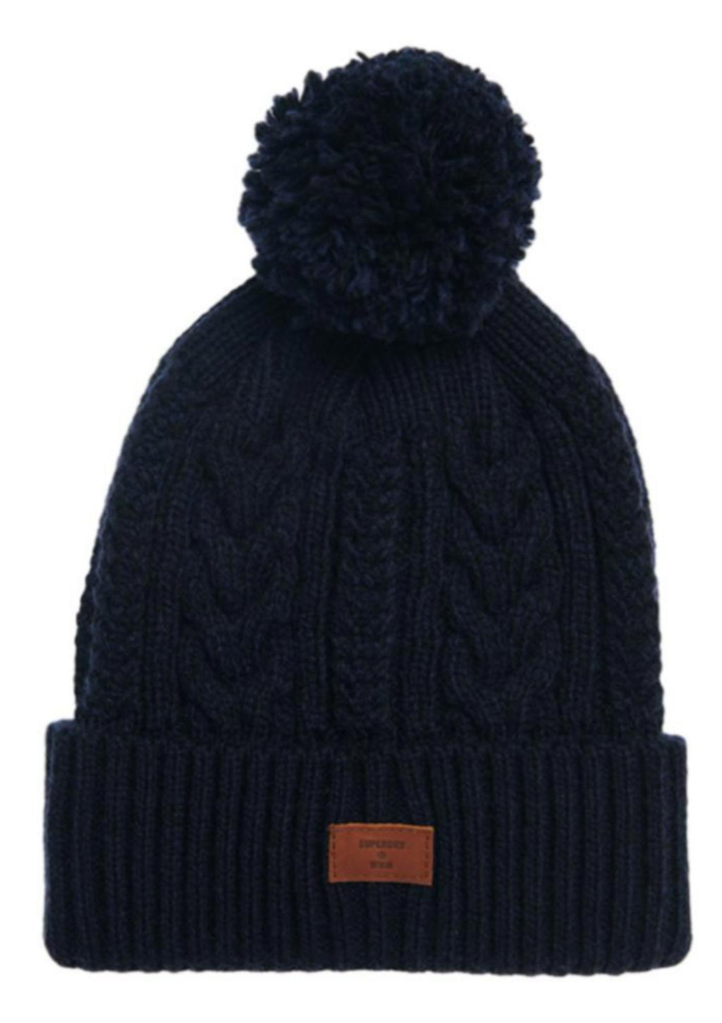 Superdry Jacob Beanie Hat Navy