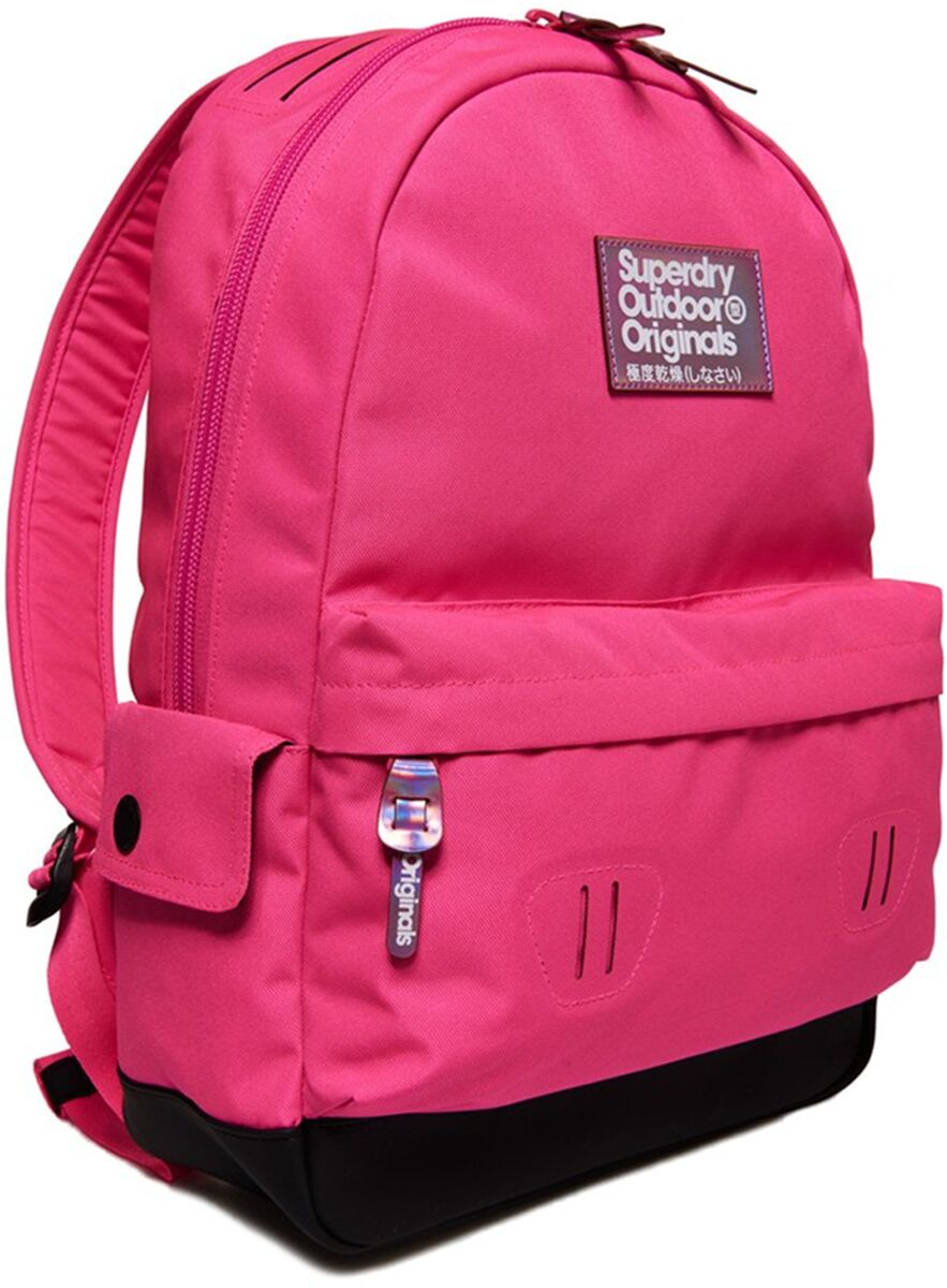 Superdry Kaledo Montana Backpack Bag Pink