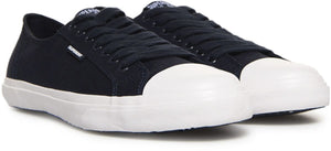 Superdry Low Pro II Trainers Navy