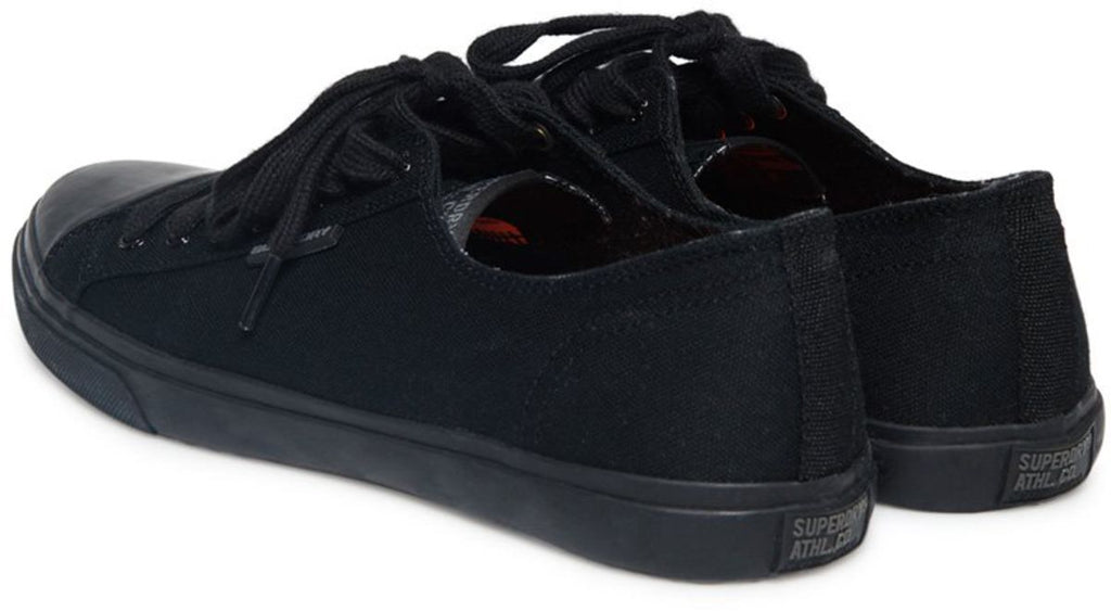 Superdry Low Pro Trainers Black