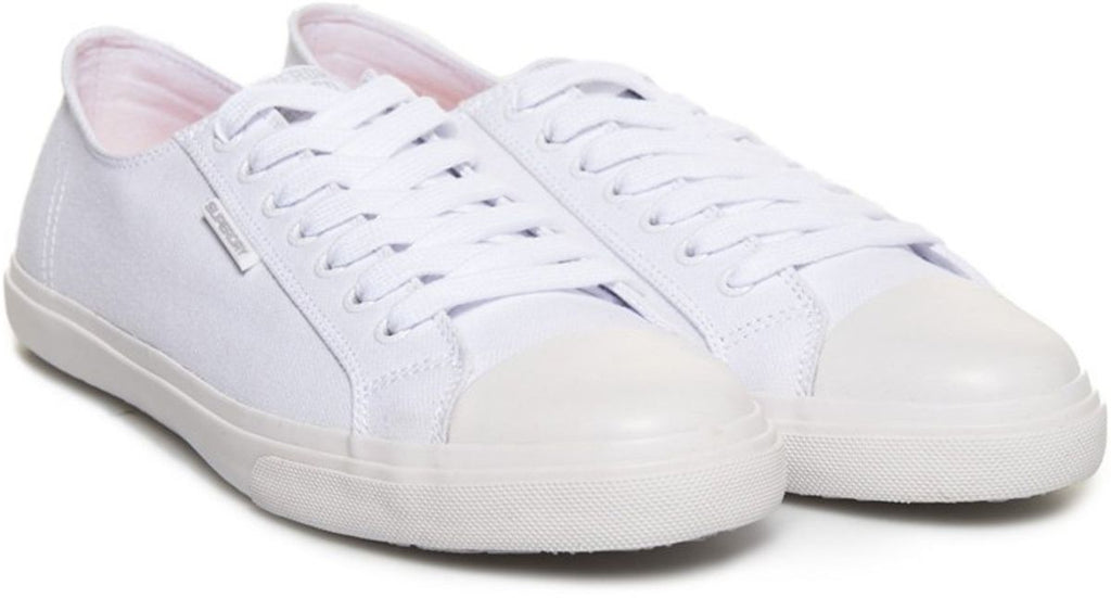 Superdry Low Pro Trainers White